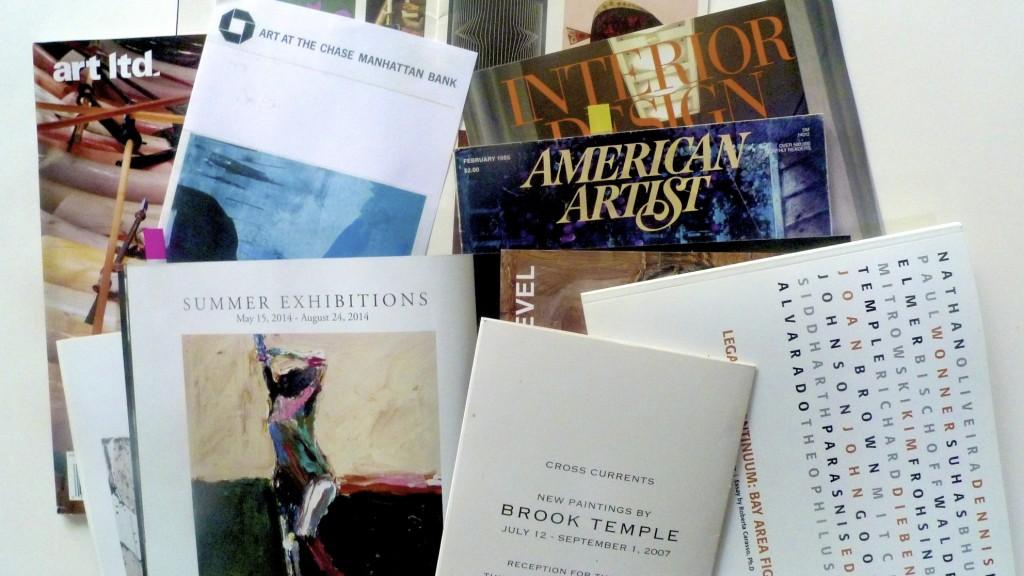 Brook Temple publications